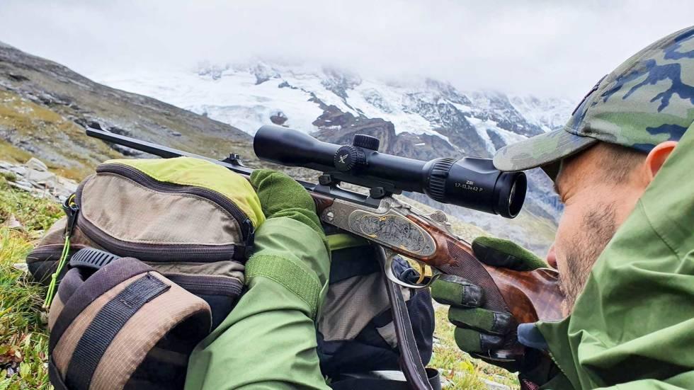 Paraglider-jakt-Alpejakt-7