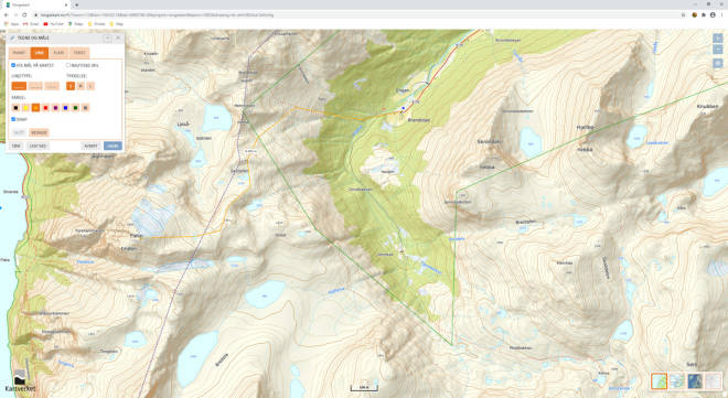 planlegge-topptur-Norgeskart