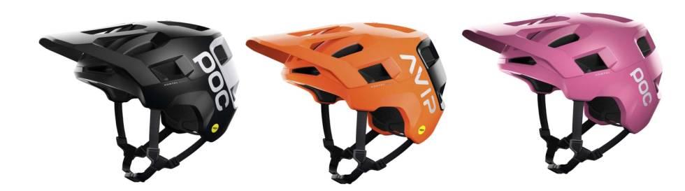 poc  kortal race mips sykkelhjelm