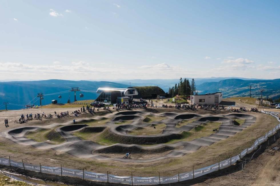 pumptrack hafjell