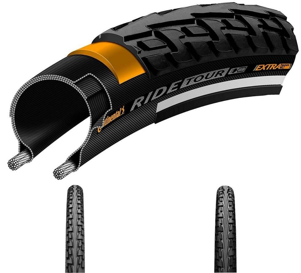 dekk med ekstra punkteringsbeskyttelse