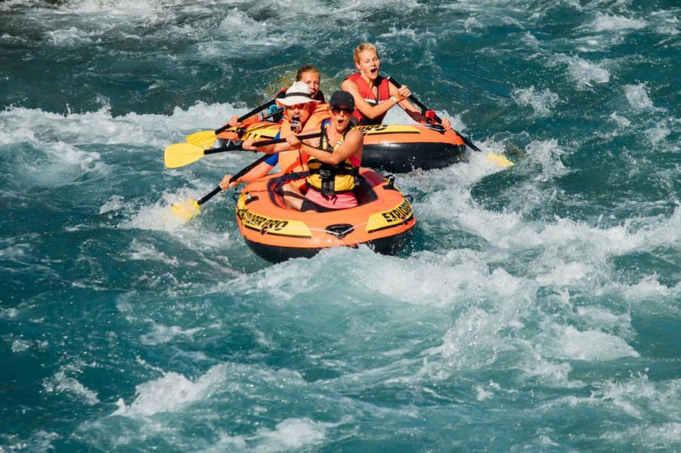 Strynefestivalen rafting