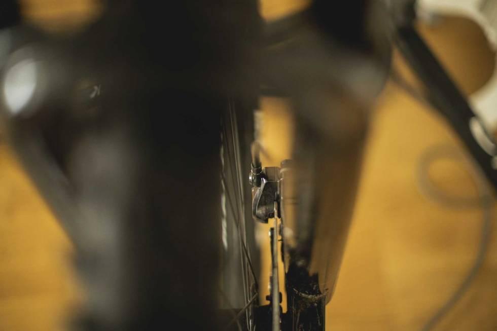 rette bremseskive sykkel