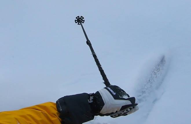 test Reusch skihanske