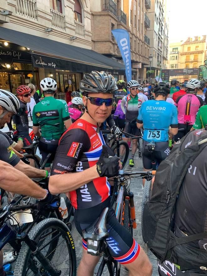 Roar Sollie i Andalucia Bike Race 2020