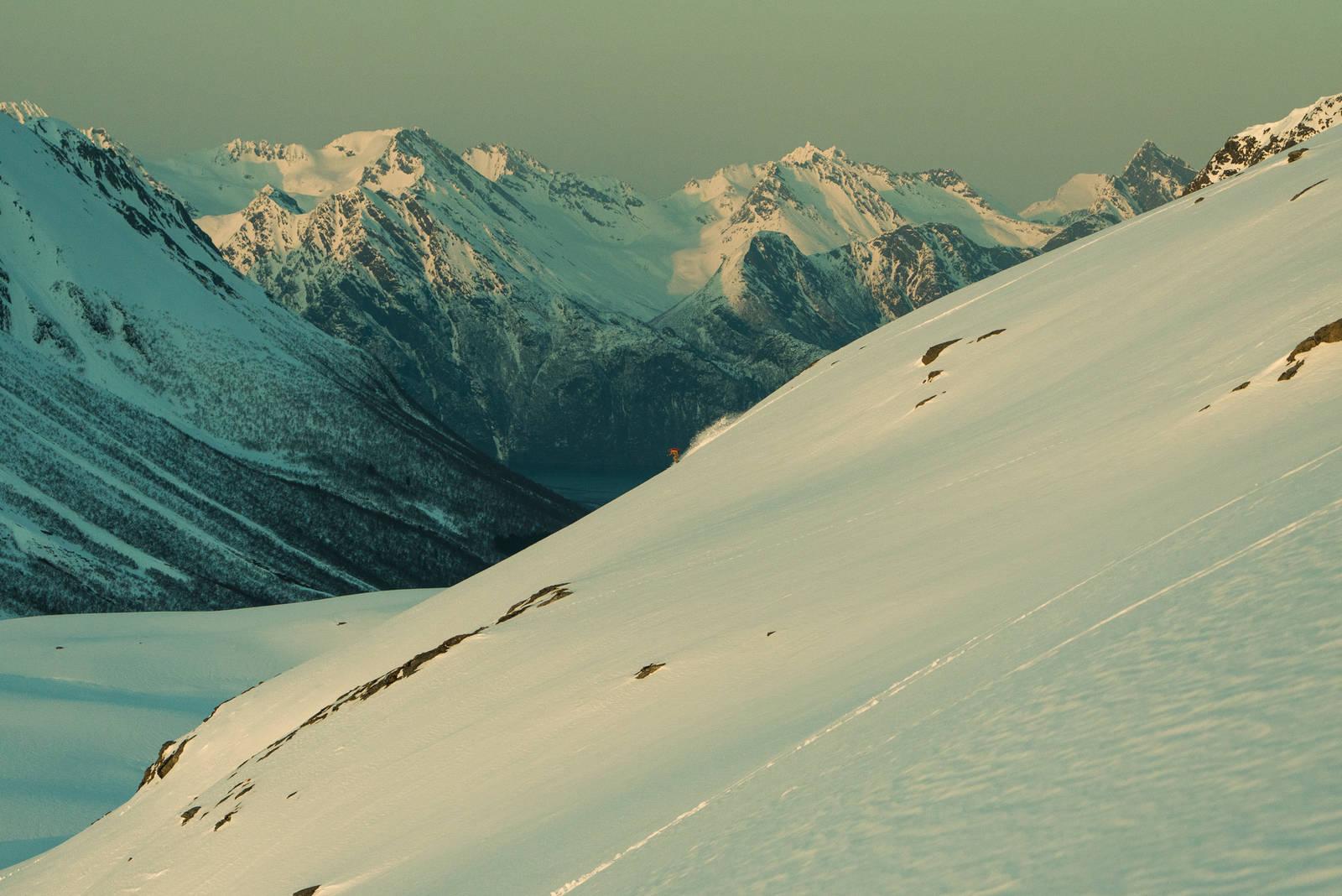 Det kommer en generasjon etter oss som også skal få lov til å oppleve vinteren som dette. Bilde: Christian Nerdrum