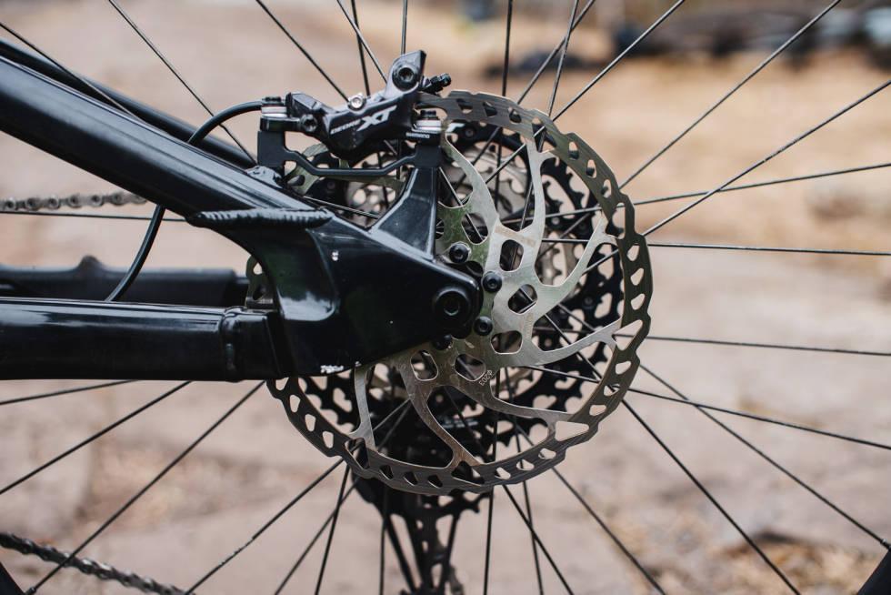 bremser enduro endurosykkel