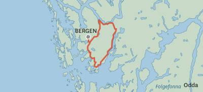 Rundt-Gullfjellet-Landevei-Kart