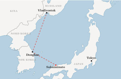 Russland-japan-kart