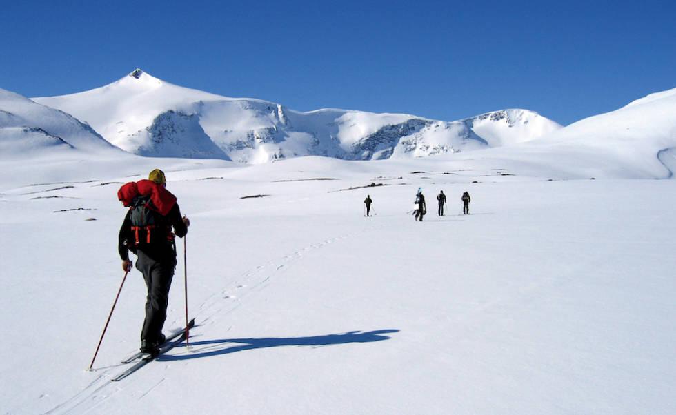 Topptur Tafjordfjella Norge
