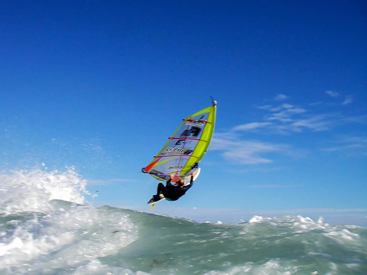 Olav Bleivik Saltstein windsurfing E11