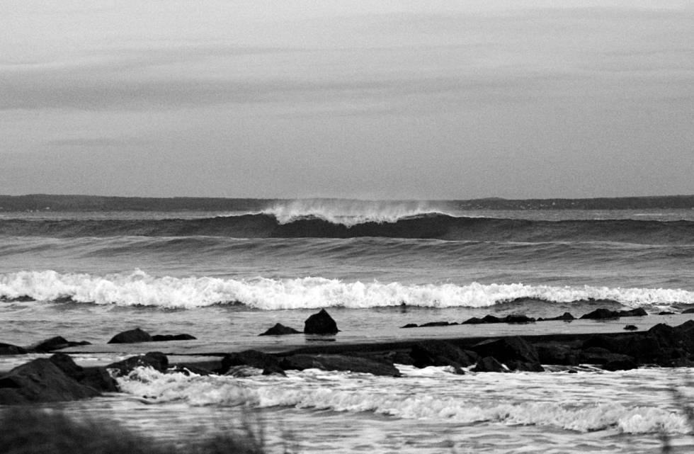 Hemmelige surfebølger