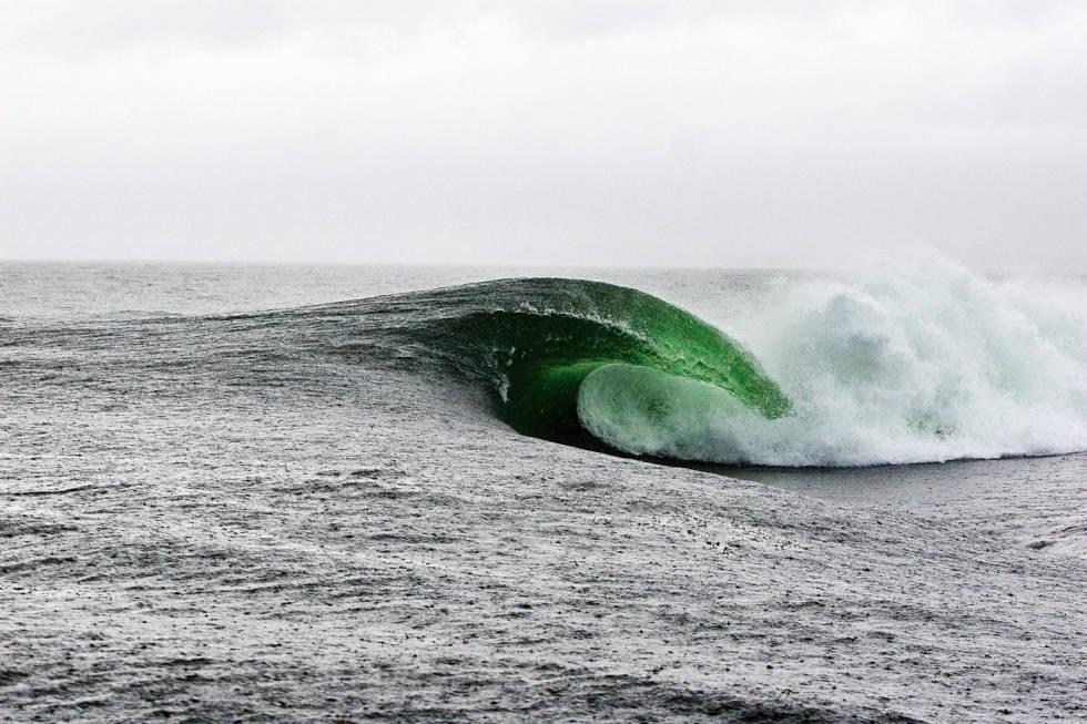 Hemmelig surfspot