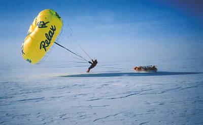 skiseiling i antarktis Simen mørdre