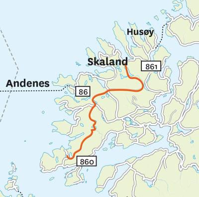 Senja-på-langs-Kart