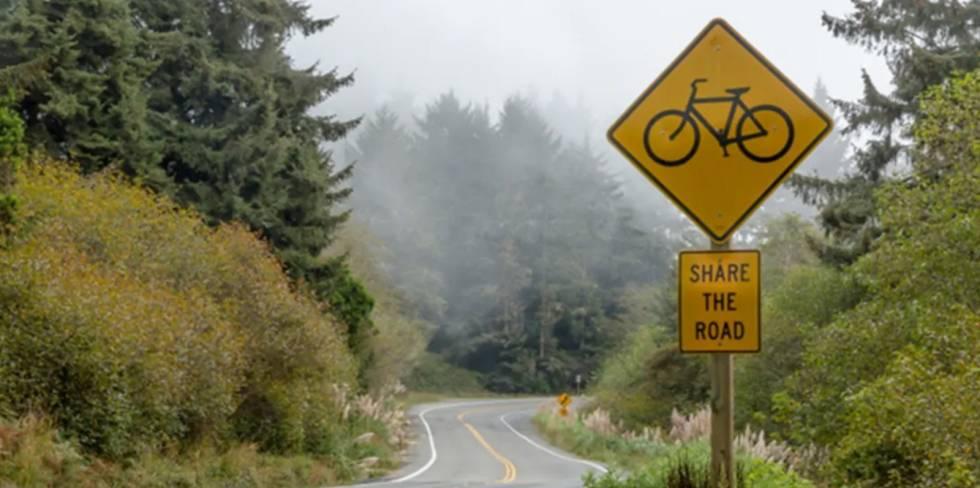 passering syklist
