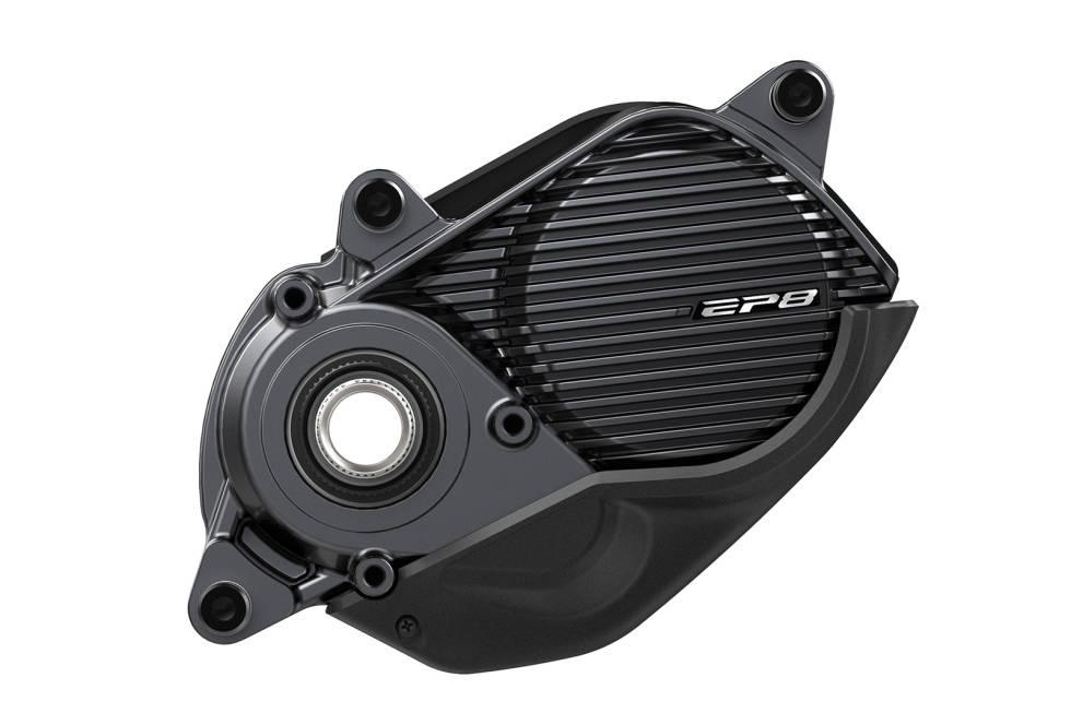 shimano ep8 motor elsykkel terrengsykkel