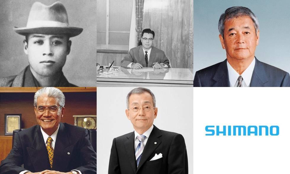 Shimanos Presidenter
