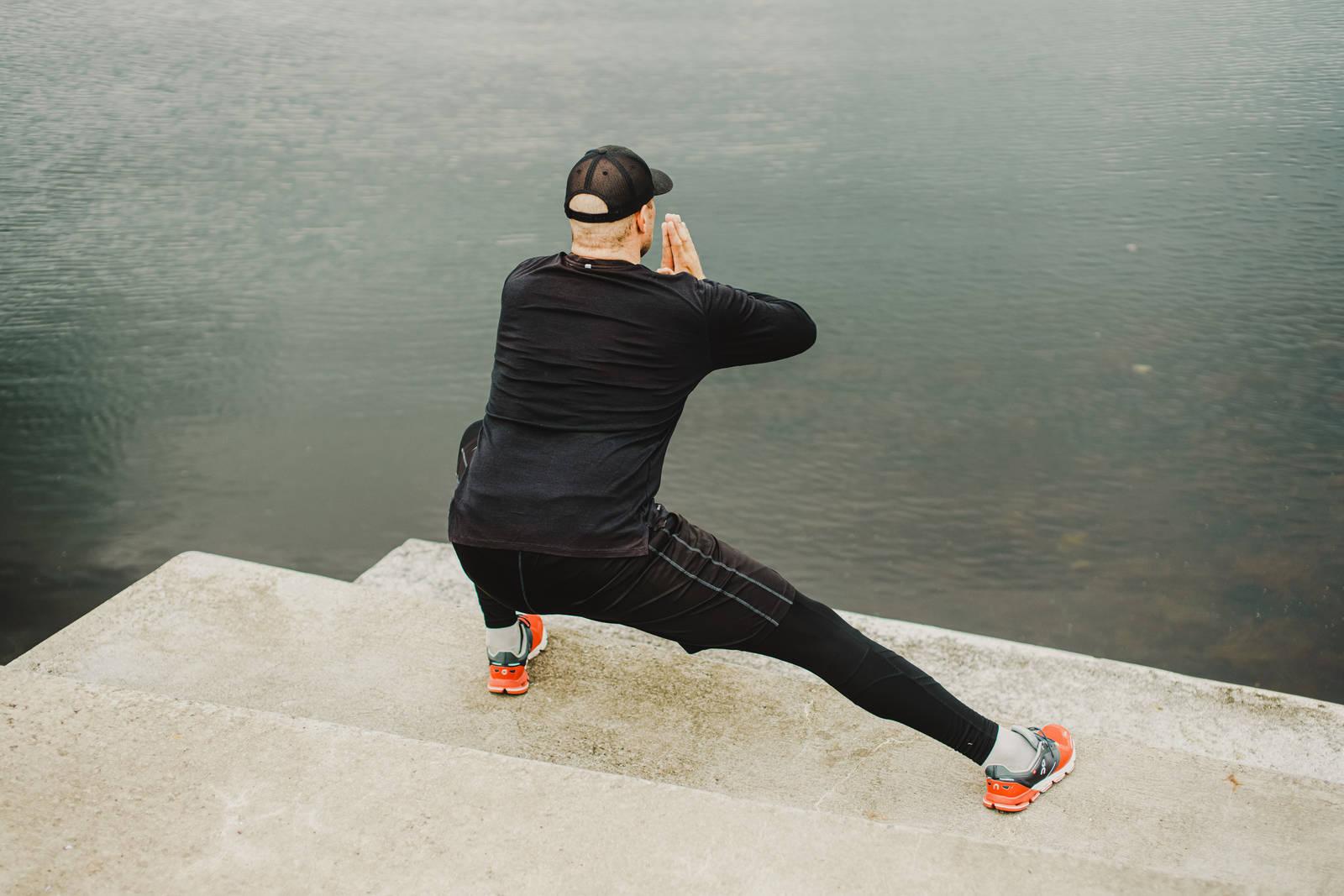 Sideveis utfall gir deg god kontroll på muskulaturen og posjoneringen av krefter som legges i øvelsen. Bilde: Christian Nerdrum