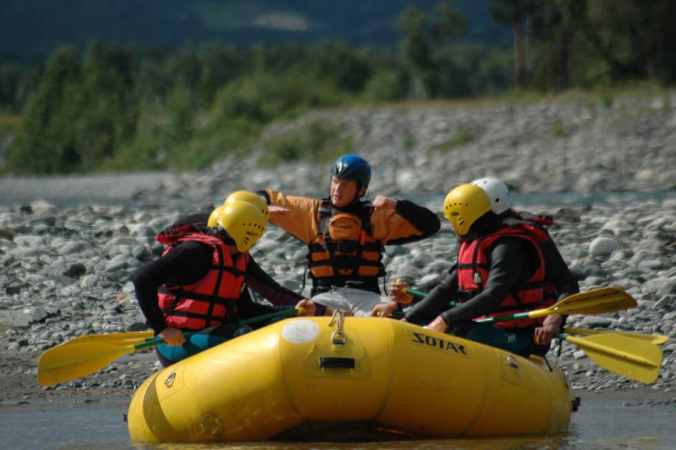 kjurs rafting guide oppdal utemagasinet