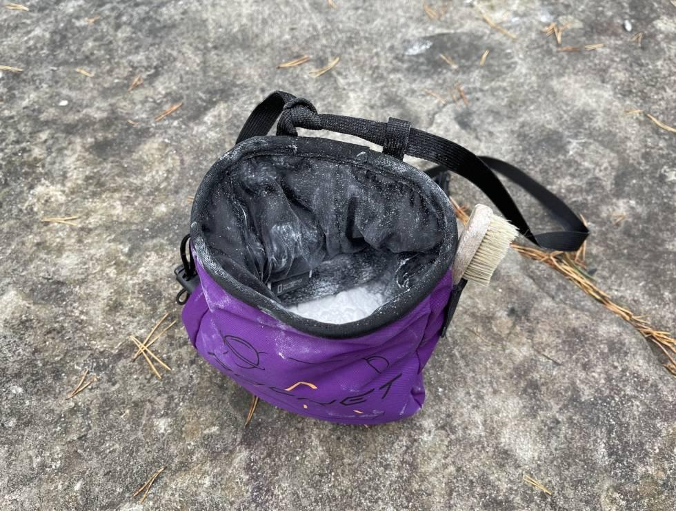 Test av Singing Rock Rocket Chalk Bag