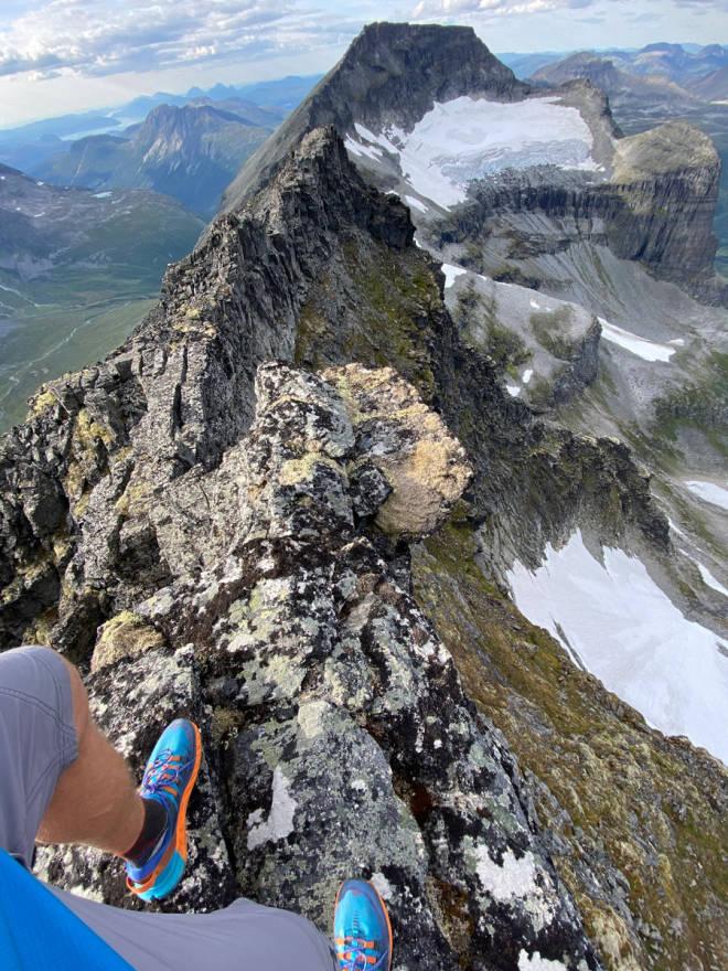 test løpesko fjell terrengløpesko