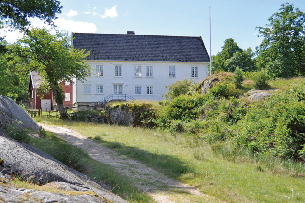 Skauerøya Gård