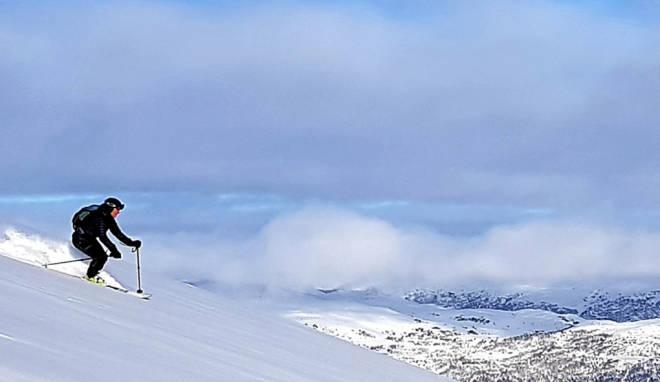 klatring øyvind vadla ski påske topptur