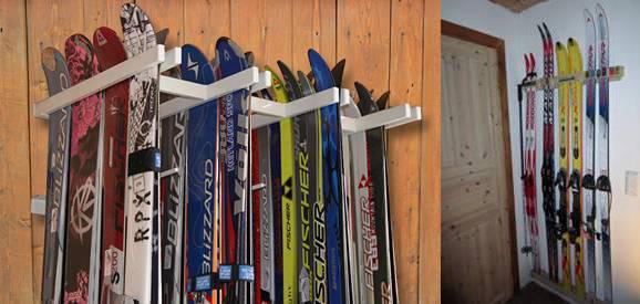 ski lagring sommer