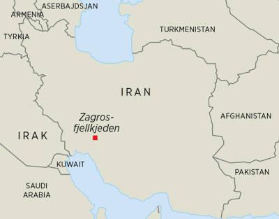 skitur-Iran-kart
