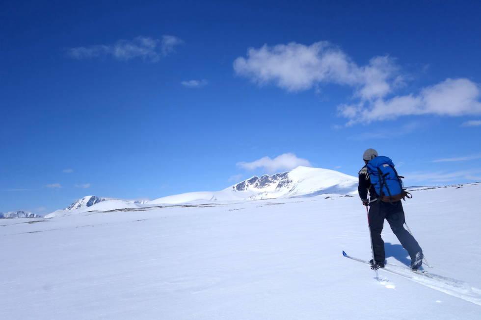 skitur Snøhetta Dovrefjell storstygge svånåtinden