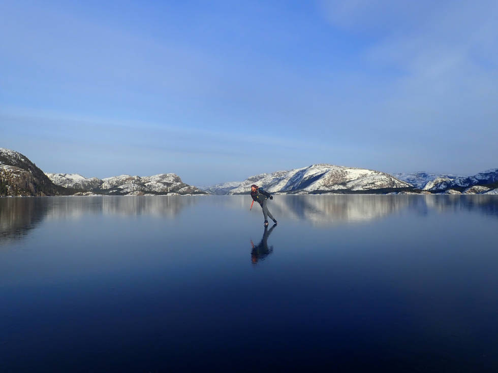 turskøyter på salstvatnet i Namsos foto maria lindquist