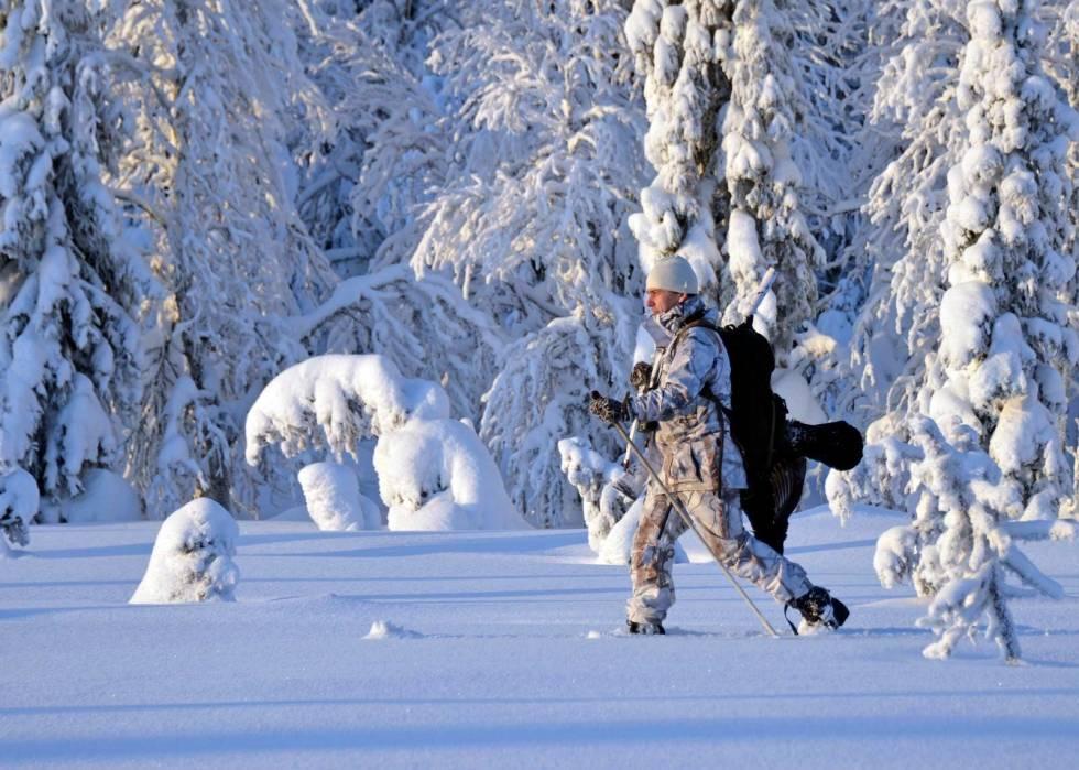 Skogsfugljakt-Tiur-Sverige-2