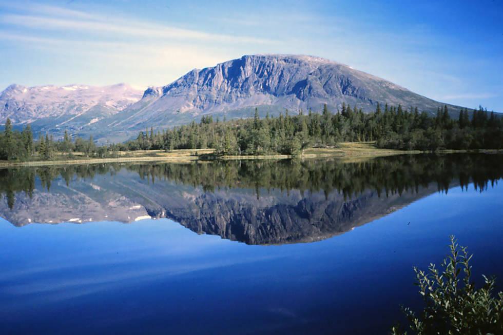 Skogshorn utemagasinet fjellturer sommer hemsedal