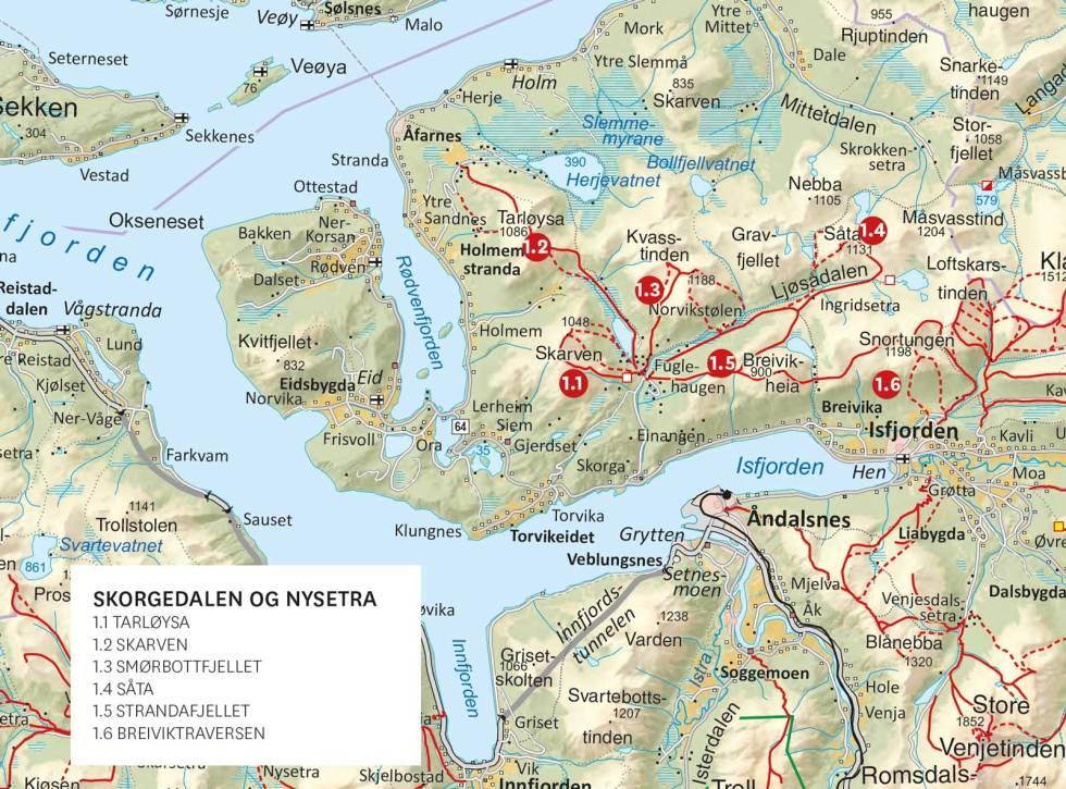 Skorgedalen-Nysetra-Toppturer-i-Romsdalen-Oversiktskart