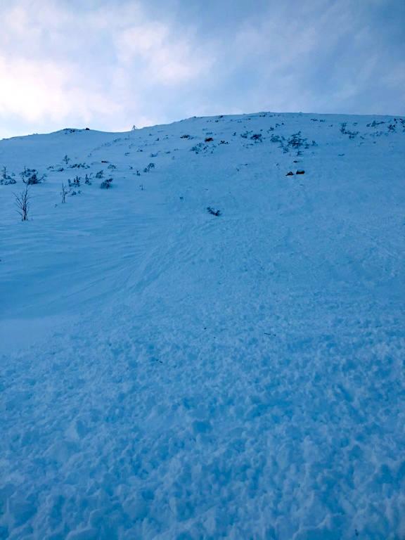 snøskred Trysil eksperten snømasser