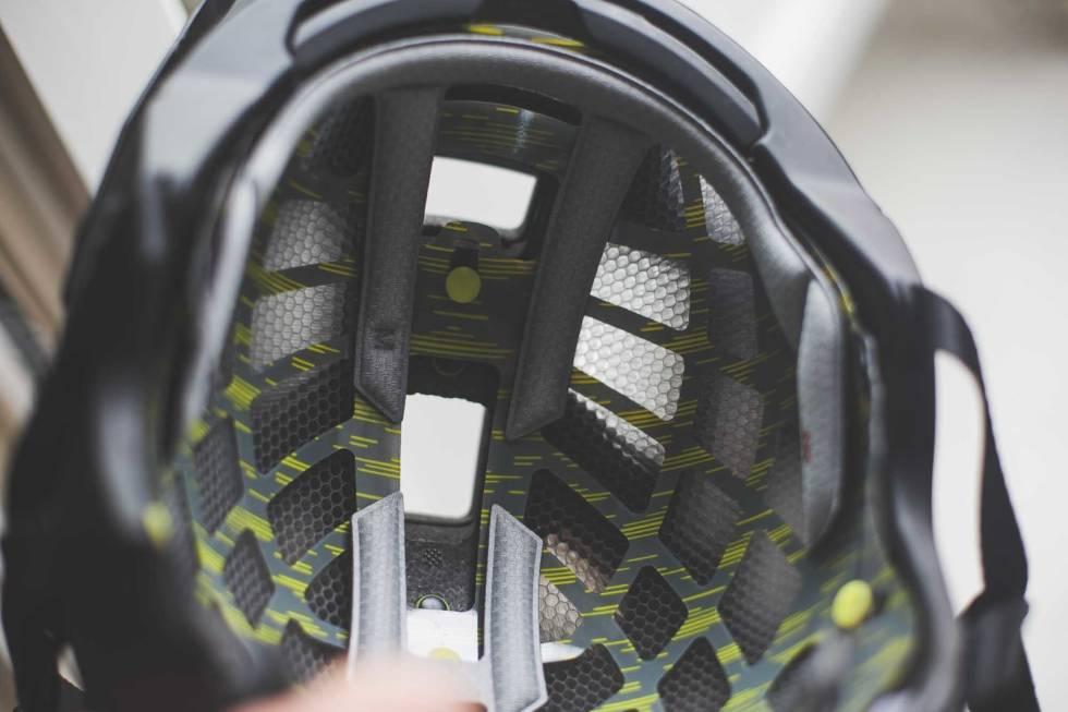 smith forefront sykkelhjelm test
