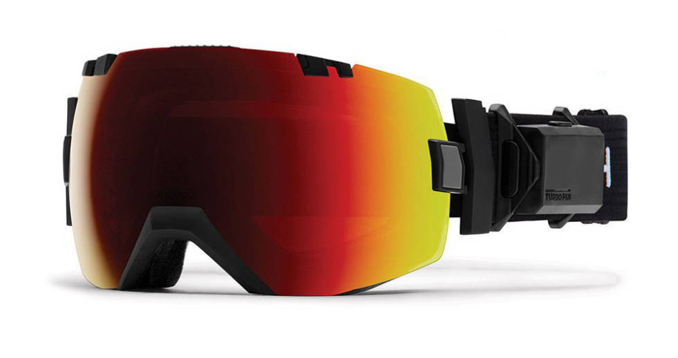 Smith goggles with fan i ox elite
