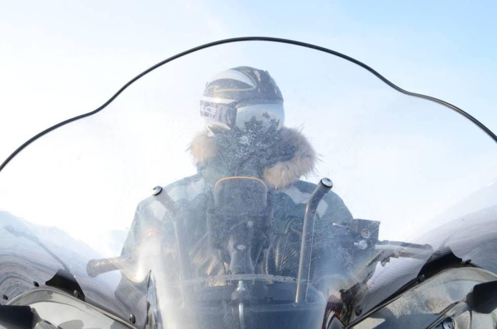 snøskuter utemagasinet utmark goggles skidoo scooter