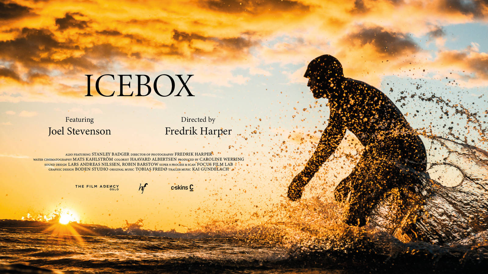 The Icebox Joel Stevenson