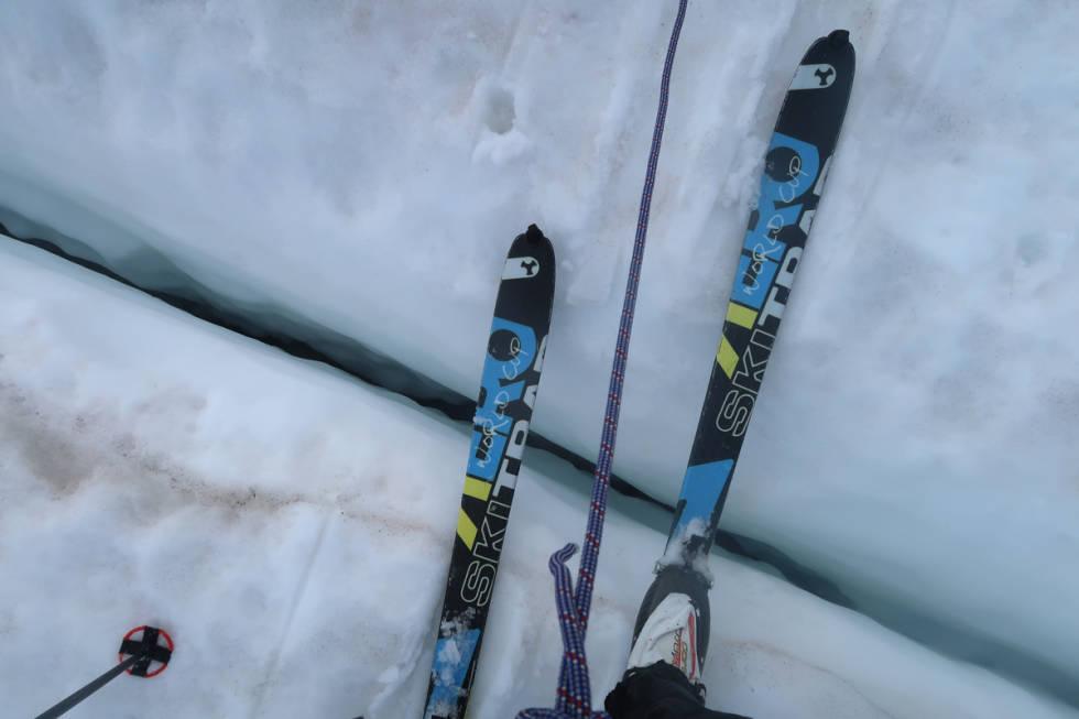 topptur isbre ski