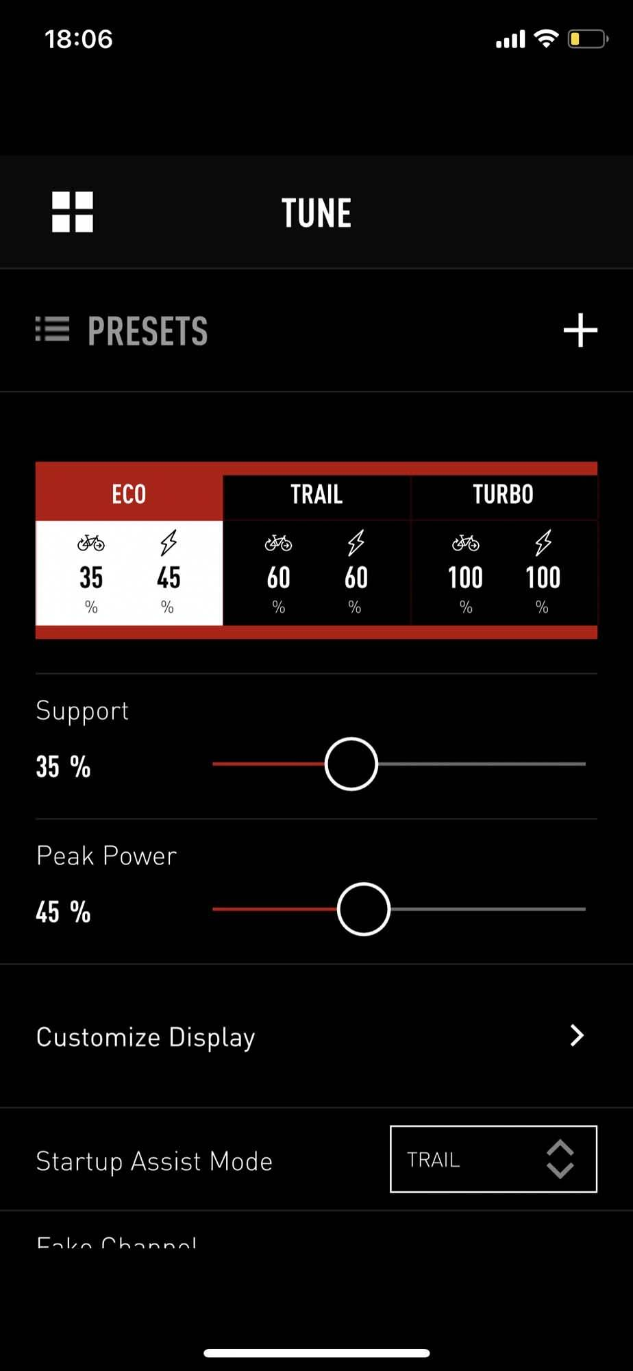 elsykkel specialized mission control app