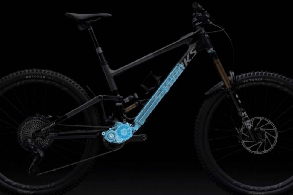 specialized kenevo sl elsykkel motor 2021