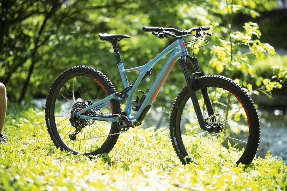 specialized stumpjumper brukt sykkel