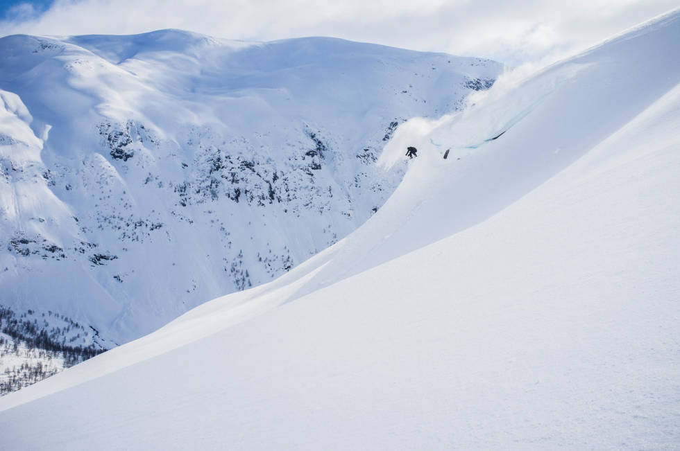 DROP: Knut Christoffersen cruiser i Sogndal.