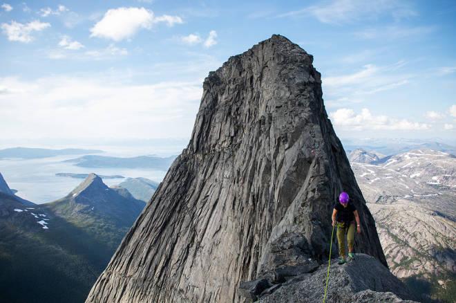 klatring Stetind