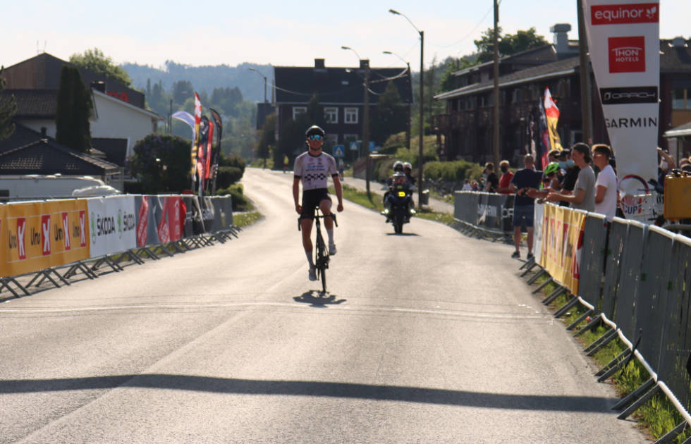 Stian Fredheim norgescup fellesstart landevei skatval