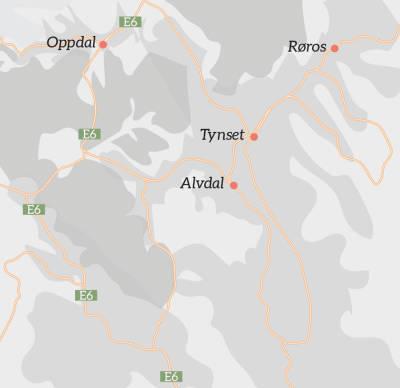 Stisykling-i-Alvdal-kart