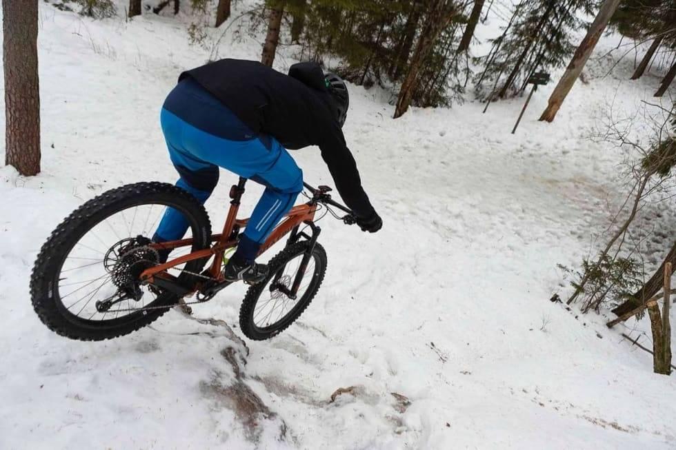 Her finner du tips til vintersykling i Oslo.