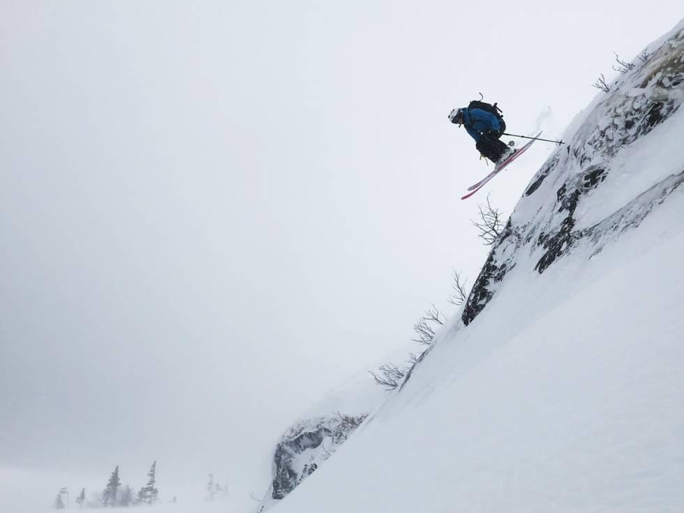 Meråker alpinsenter trondheim trøndelag storlien åre skisenter løypekart alpint snowboard fri flyt guide snowboard ski freeride